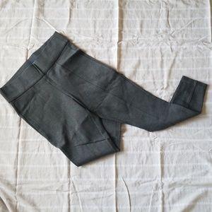 High-Rise Stevie Ponte-Knit Pants